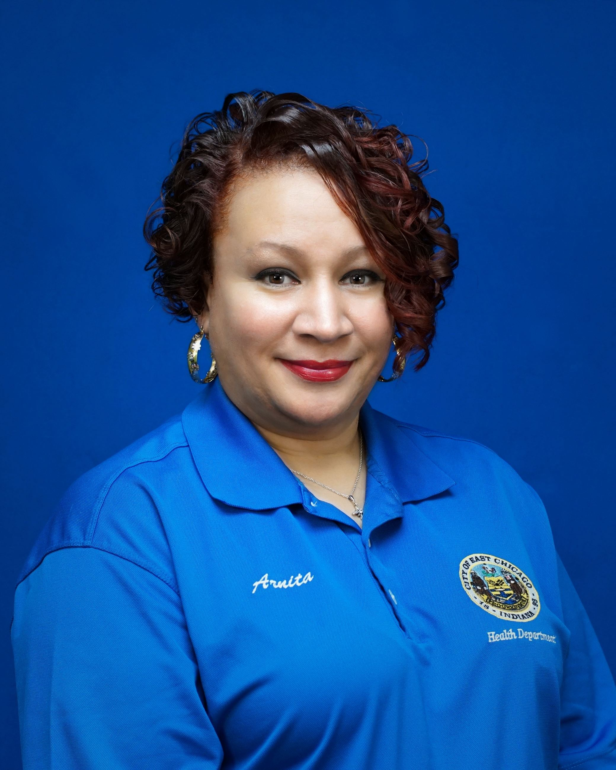 Photo of Arnita Fowlkes, Health Department Director
